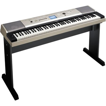Yamaha YPG Keys Portable Grand Keyboarddots Display W W AmplifiersUser Songs 107 - 138