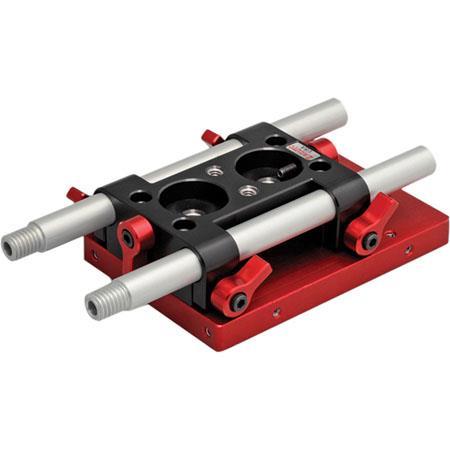 Zacuto Z DMRP Doublemount and Plate Rods 234 - 496