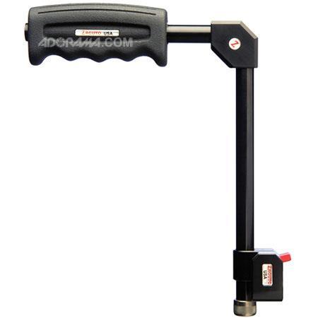 Zacuto DSLR Handle Sturdy Versatile Handle Mounts onto any Rod System using the Z Mount Zwive 42 - 262