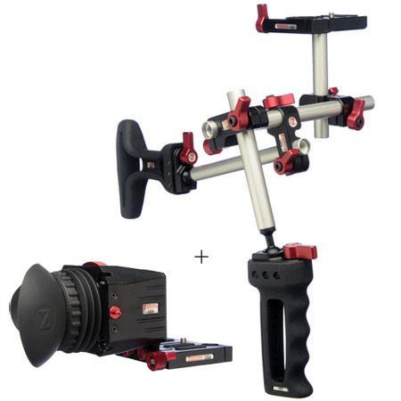 Zacuto Z DSR Striker Bundle Zacuto Z Find Pro Optical Viewfinder 151 - 61