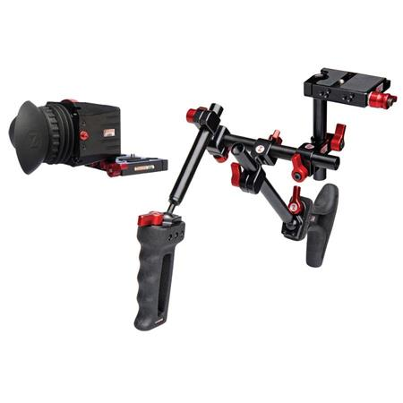 Zacuto Z DSR Striker Bundle Zacuto Z Find Pro Optical Viewfinder 98 - 605