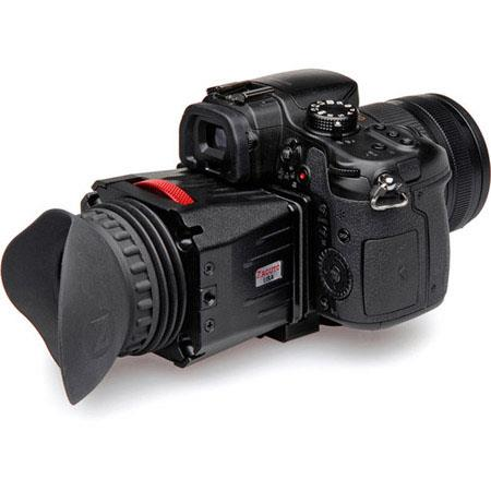 Zacuto GH Z Finder Pro Optical ViewfinderMagnification Built In Diopter 177 - 336