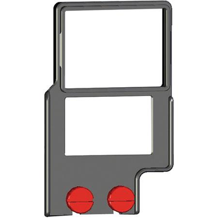 Zacuto Z Finder Mounting Frame Small DSLR bodies Battery Grips 112 - 348