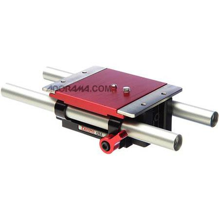 Zacuto Mini Baseplate Includes Support Rods 58 - 578