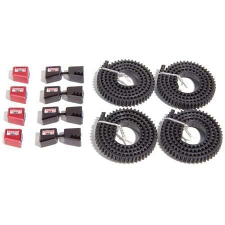 Zacuto Z ZG PLKS ZipGear Prime Lens Kit Stops Four Prime Lenses 126 - 371