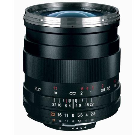Zeiss f Distagon T ZF Series Manual Focus Lens the Nikon F AI S Bayonet SLR System 39 - 166
