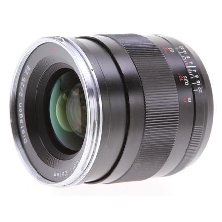 Zeiss F Distagon T ZE Series Manual Focus Lens Canon EOS SLR Cameras 150 - 260