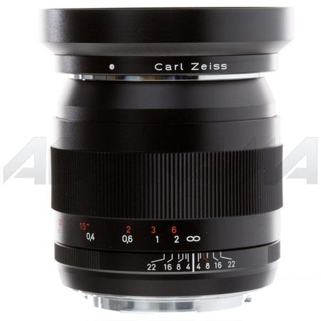 Zeiss F Distagon T ZE Series Manual Focus Lens Canon EOS SLR Cameras 55 - 665
