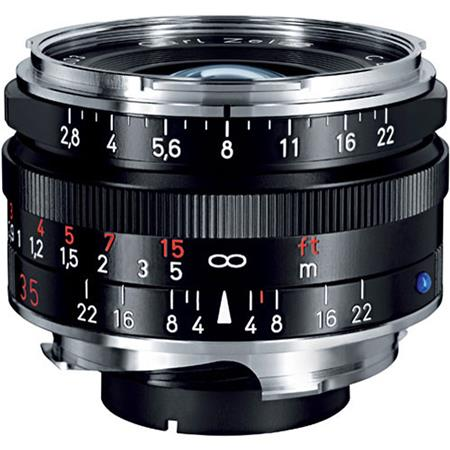Zeiss Ikon C Biogon T ZM Series Lens Zeiss Ikon Leica M Mount Rangefinder Cameras  166 - 597