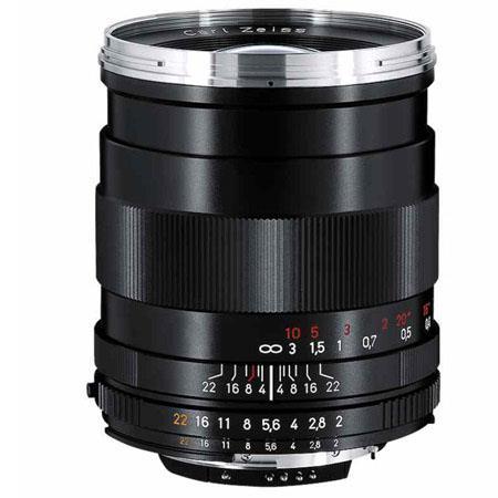 Zeiss F Distagon T ZF Series Manual Focus Lens Nikon F Bayonet SLR System 151 - 21