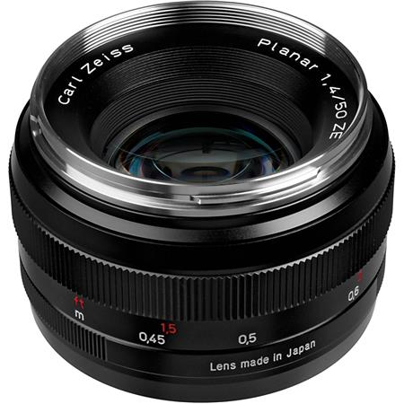 Zeiss ZE Planar T F Lens Canon EOS Cameras 60 - 269