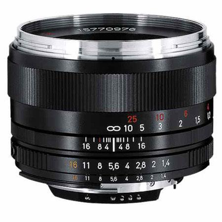 Zeiss f Planar T ZF Series Manual Focus Lens the Nikon F AI S Bayonet SLR System 255 - 761
