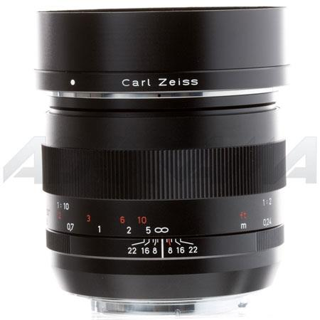 Zeiss f Makro Planar ZE Manual Focus Macro Lens Canon EOS SLR Cameras 143 - 285