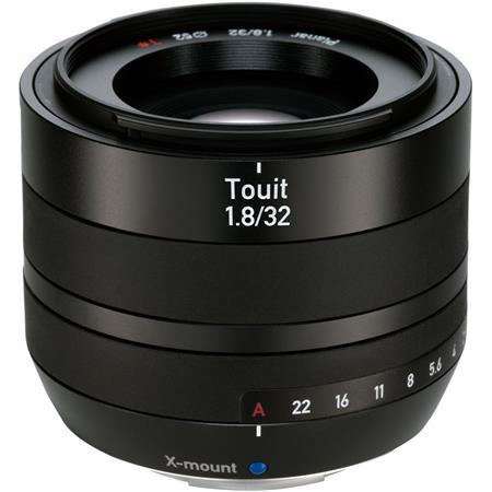 Zeiss f Touit Series Fujifilm Series Cameras 240 - 665