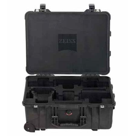 Zeiss Transport Case the Compact Prime CZ System Zoom Lens 100 - 402