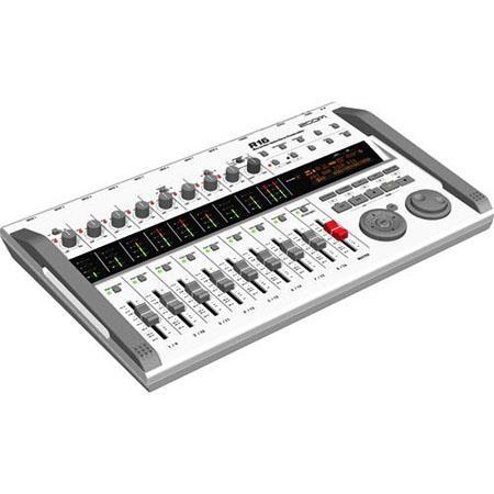 Zoom Digital Multi Track Recorder Mixer Computer Interface Controller 57 - 624