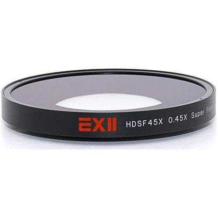 ExSuper Fisheye Lens Adapter For Sony HDR FX and HVR VU Camcorders 162 - 2