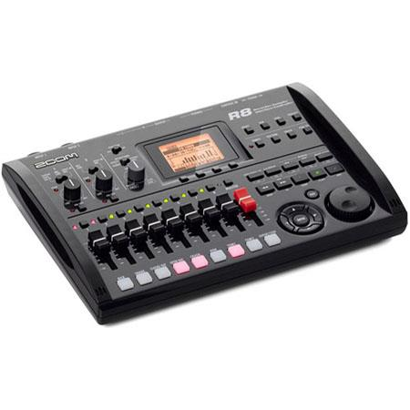 Zoom ZR Portable Multi Track Recorder Sampler USB Interface 155 - 789
