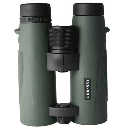 Zen Ray OpticsZEN ED Water Proof Roof Prism Binocular Degree Angle of View Eye Relief m Close Focus 117 - 422