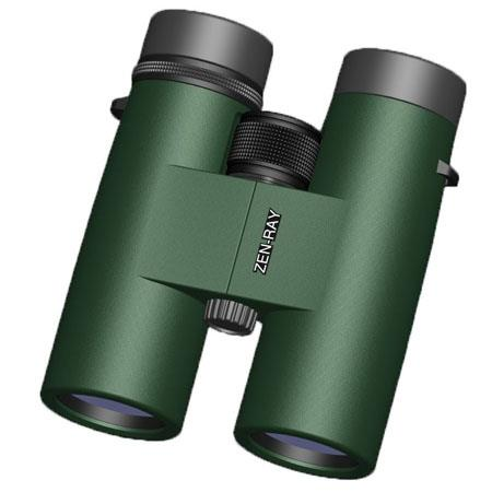 Zen Ray OpticsPrime HD Water Proof Roof Prism Binocular Degree Angle of View Eye Relief m Close Focu 302 - 258
