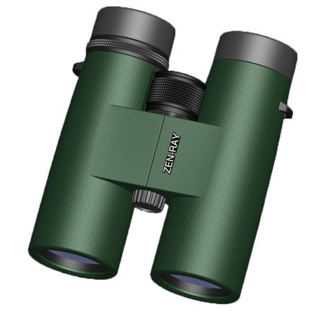 Zen Ray OpticsPrime HD Water Proof Roof Prism Binocular Degree Angle of View Eye Relief m Close Focu 112 - 236