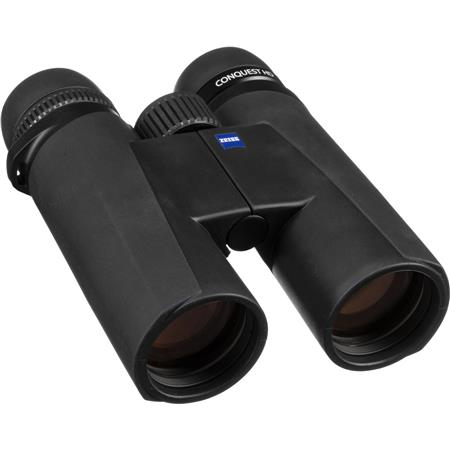 Zeiss ConquestHD Water Proof Roof Prism Binocular deg Angle of View Eye Relief 16 - 453