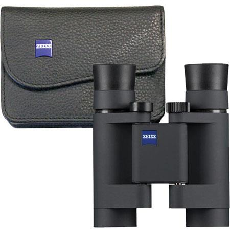 ZeissT Conquest Compact Weather Resistant Roof Prism Binocular Degree Angle of View 144 - 183