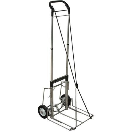 Clipper Folding Equipment Cart lbs Capacity 120 - 182