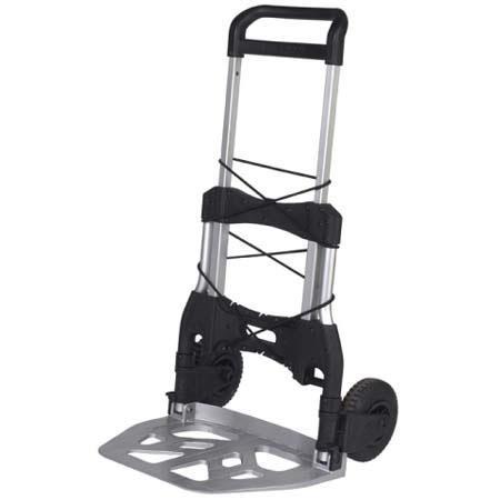 Wesco Mega Mover Handheld Aluminum Folding Cart Capacity of Pounds 98 - 338