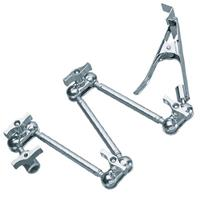 Avenger Articulated Arm Wspring Clamp 200 - 408