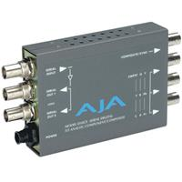 AJA DCE Digital to Analog Video Converter Decoder 118 - 1