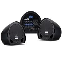 Alto MixPack Express Ultra Portable Powered PA System W Output Power Hz kHz at dB Frequency Response 128 - 482