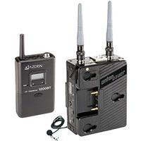 Azden ABT UHF Body Pack System Anton Bauer Mount Receiver Belt Pack Transmitter Azden EX H Lavaliere 350 - 198