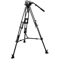 Manfrotto HD Head wB Stage Aluminum Tripod System 155 - 360