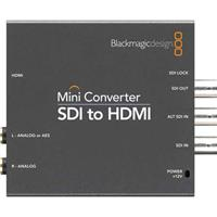 Blackmagic Design Mini Converter SDI to HDMI Embedded Audio CONVMBSH 126 - 796