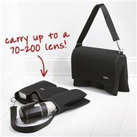 Shootsac Deluxe Shooters Kit Basic Shooters Lens Bag Plus FREE Interchangable Limited Edition Holida 131 - 475