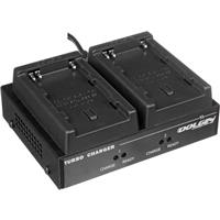 Dolgin Engineering TCEX Position Simultaneous Battery Charger Sony EX BP U BP U Batteries 126 - 83
