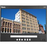 ikan V LCD Video Desktop Rackmount HD LCD Monitorresolution 387 - 35