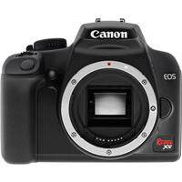 Canon Eos Digital Rebel Xs Megapixels Slr Camera Body 63 - 586