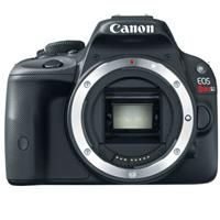 Canon EOS Rebel SL DSLR Camera Body Only MP Clear View Touchscreen LCD Full HD Video Continuous AF 42 - 649