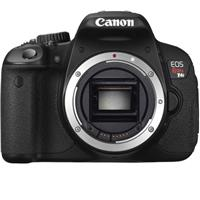 Canon EOS Digital Rebel Ti Megapixel SLR Camera Body 123 - 606