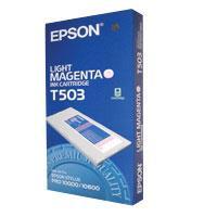 Epson Light Magenta Photo Dye Ink Cartridge the Stylus Pro Wide Format Inkjet Printers 151 - 518