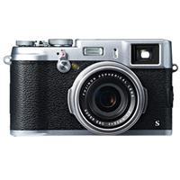 Fuji Xs Digital Camera Silverblack 263 - 381
