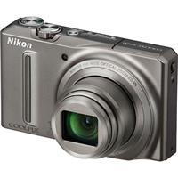 Nikon CoolpS Digitl Camera Silvr 322 - 9