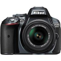 Nikon D DSLR Camera AF S DX f G VR Lens Grey Bundle f G ED IF AF S VR Lens Camera Bag and Filter Set 223 - 24