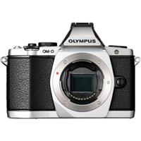 Olympus E m Body Only Silver 43 - 596
