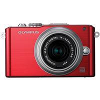 Olympus E pl W Silver 77 - 755