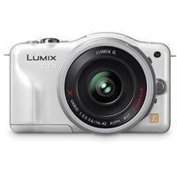 Panasonic Dmc Gf Digital Camera W X Silver Lens 40 - 399