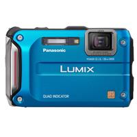 Panasonic Dmc ts Camera Blue d 211 - 671