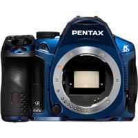 PENTAX K DIG SLR BODY ONLY BLUE 239 - 174